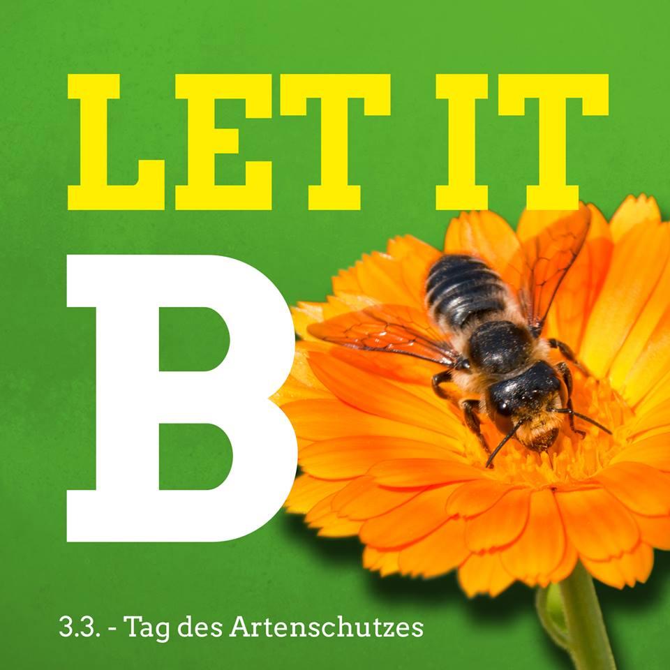 Tag des Artenschutzes: Artensterben stoppen!