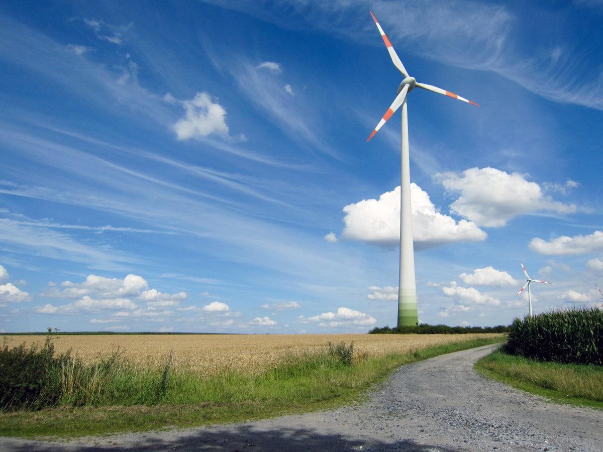Grüne fragen nach Entwicklungsmöglichkeiten der Windenergie im Kreis Borken