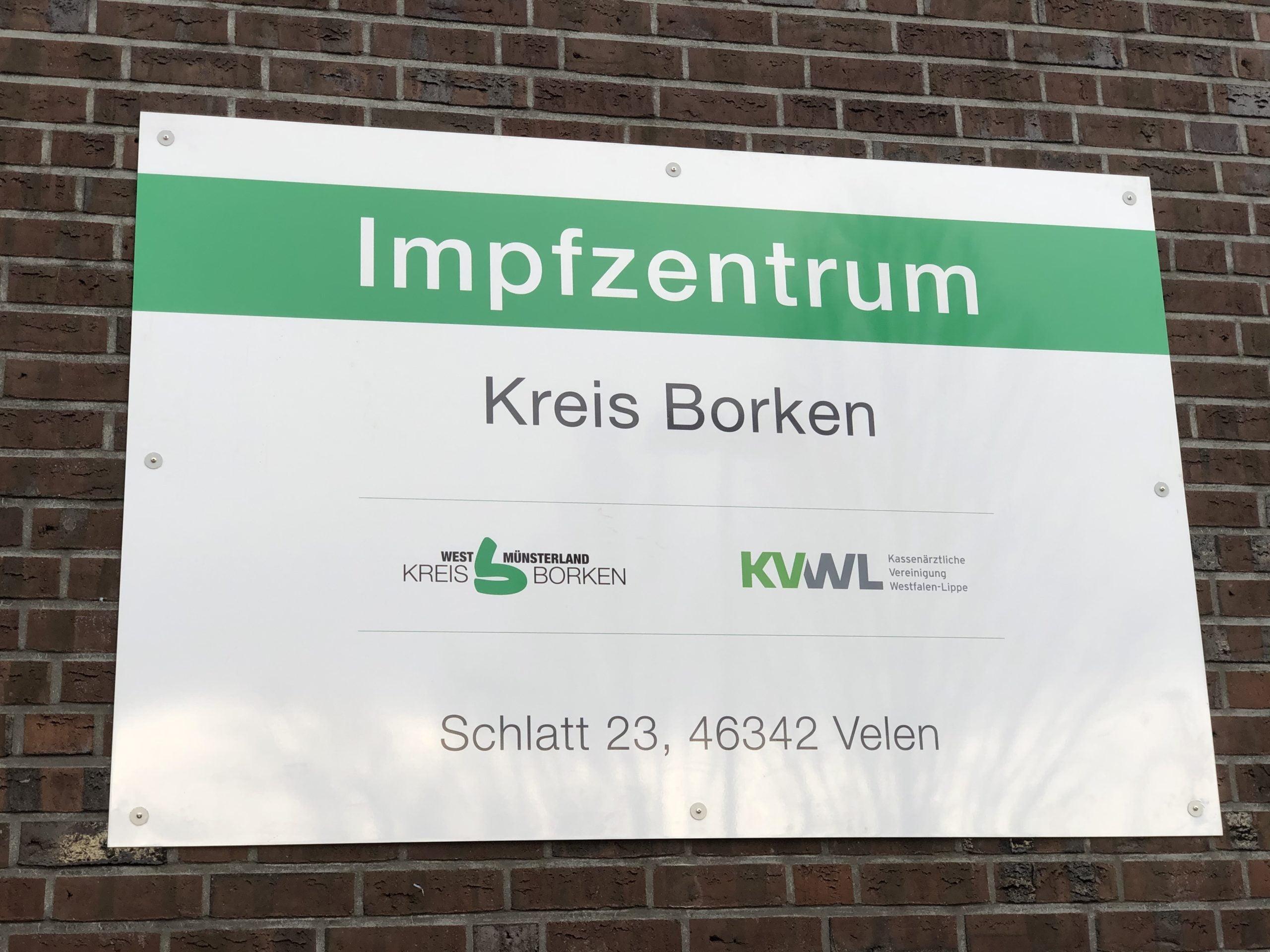 Grüne fordern kostenloses ÖPNV-Ticket zum Impfzentrum in Velen