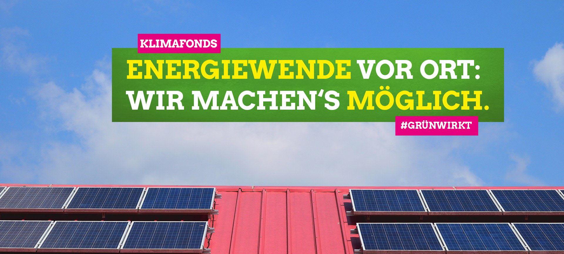 Grüne wollen Klimafonds für das Westmünsterland einrichten