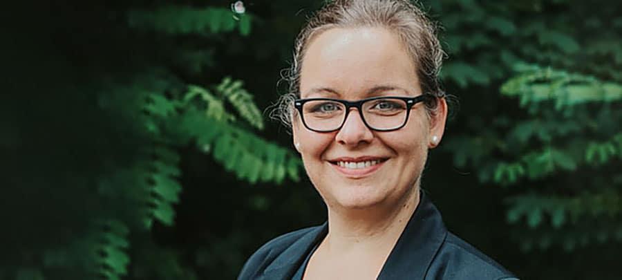 Alexandra Schoo will für die GRÜNEN zur in den Bundestag!