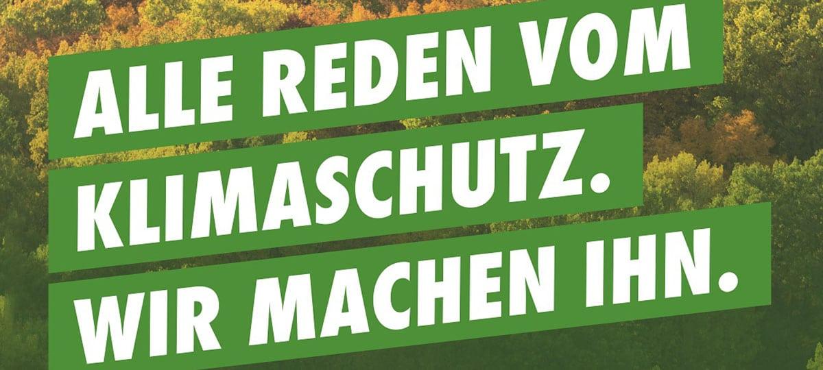 Keine falschen Federn: Grüne weisen CDU Kritik zurück