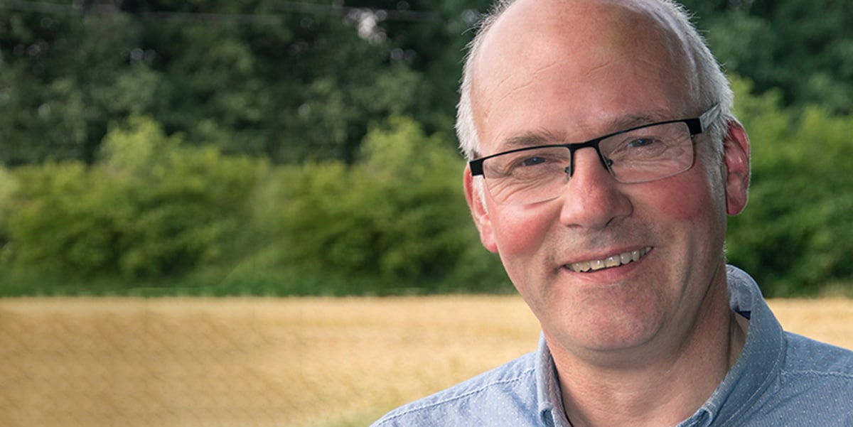 Unser Bundestagskandidat: Bernhard Lammersmann